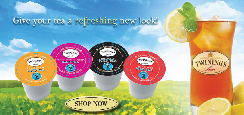 Twinings Brew Over Ice K-Cups