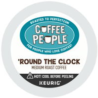Coffee People - Round the Clock Blend K-Cup Packs
