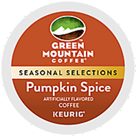 Green Mountain Coffee - Fair Trade Pumpkin Spice K-Cup Packs