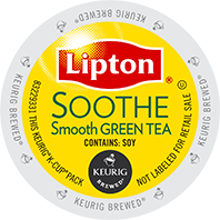 Lipton - Soothe Smooth Green Tea K-Cup Packs