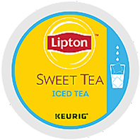 Lipton - Iced Sweet Tea K-Cup Packs