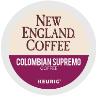 New England Coffee - Colombian Supremo K-Cup Packs