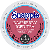 Snapple - Raspberry Iced Tea K-Cup Packs