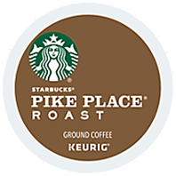Starbucks® - Pike Place® Roast K-Cup Packs