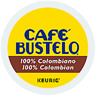 Café Bustelo - 100% Colombian K-Cup Packs