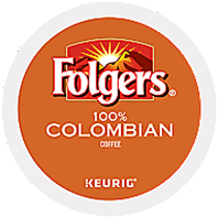 Folgers - Lively Colombian K-Cup Packs