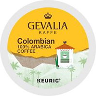 Gevalia - Colombia K-Cup Packs