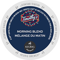 Timothy's - Morning Blend K-Cup Packs