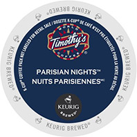Timothy's - Parisian Nights K-Cup Packs