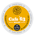 The Coffee Bean and Tea Leaf - Cafe 63 Roast K-Cup Packs