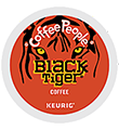 Coffee People - Black Tiger K-Cup Packs