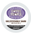 Coffee People - Deliciously Dark K-Cup Packs