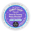 Coffee People - Sweet & Creamy Nutty Hazelnut Iced Coffee K-Cup Packs