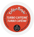 Coffee People - Turbo Caffeine (Formerly Jet Fuel) K-Cup Packs