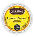 Celestial Seasonings - Lemon Zinger K-Cup Packs