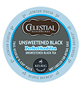 Celestial Seasonings - Unsweetened Black Iced Tea K-Cup Packs