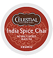 Celestial Seasonings - India Spice Chai Tea K-Cup Packs