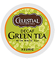 Celestial Seasonings - Decaf Authentic Green Tea K-Cup Packs