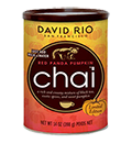 David Rio - Red Panda Pumpkin Chai Mix