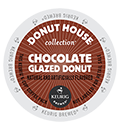 Donut House Collection - Chocolate Glazed Donut K-Cup Packs