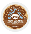 Coffee People - The Original Donut Shop Mocha Latte