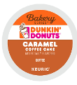 Dunkin' Donuts - Caramel Coffee Cake K-Cup Packs