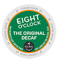 Eight O'Clock® Coffee - DECAF Original K-Cup Packs