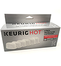 Keurig - Water Filter Cartridge Refills - 6 pack