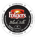 Folgers - Black Silk Coffee K-Cups