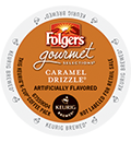 Folgers - Caramel Drizzle K-Cup Packs