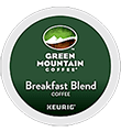 Green Mountain Coffee - Breakfast Blend K-Cup Packs
