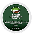 Green Mountain Coffee - Caramel Vanilla Cream K-Cup Packs
