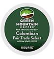 Green Mountain Coffee - Colombian Fair Trade Select K-Cup Packs