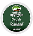 Green Mountain Coffee - Extra Bold Double Diamond K-Cup Packs