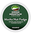 Green Mountain Coffee - Mocha Nut Fudge K-Cup Packs