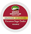 Green Mountain Coffee - Cinnamon Sugar Cookie K-Cup Packs