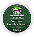Green Mountain Coffee - Vermont Country Blend® Fair Trade K-Cup Packs