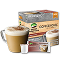 Green Mountain Coffee - Coffeehouse Cappuccino K-Cup Packs