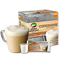 Green Mountain Coffee - Coffeehouse Vanilla Latte K-Cup Packs