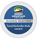 Green Mountain Coffee – Fair Trade Toasted Marshmallow Mocha K-Cup Packs