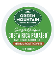 Green Mountain Coffee - Costa Rica Paraiso K-Cup Packs