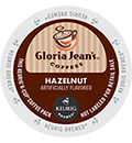 Gloria Jean's - Hazelnut K-Cup Packs