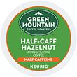 Green Mountain Coffee - Half-Caff Hazelnut K-Cup Packs