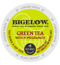 Bigelow - Green Tea with Pomegranate K-Cup Packs