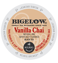 Bigelow - Vanilla Chai Tea K-Cup Packs