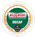 Krispy Kreme - Decaf K-Cup Packs