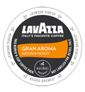 Lavazza - Gran Aroma K-Cup Packs