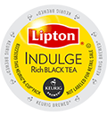 Lipton - Indulge Rich Black Tea K-Cup Packs