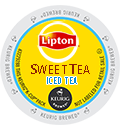 Lipton - Refresh Iced Sweet Tea K-Cups