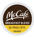 McCafe - Breakfast Blend K-Cup Packs